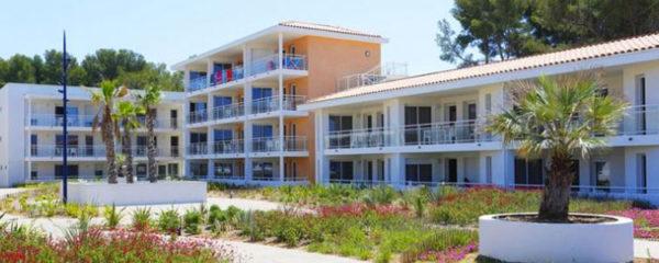 résidence de vacances