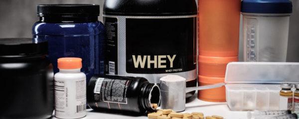 La whey protéine
